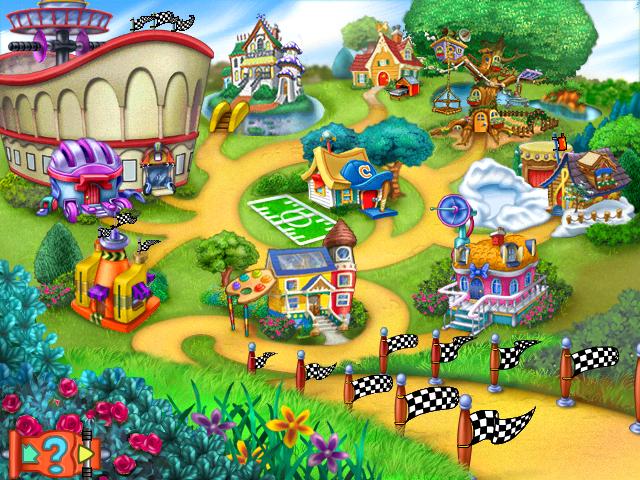 "JumpStart Advanced 1st Grade"" Desktop Game | dinko studios"