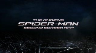 """The Amazing Spider-Man"" Second Screen App"