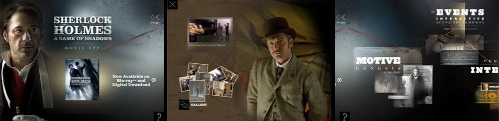 Sherlock triple
