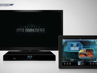 """""""Star Trek: Into Darkness"""" SmartGlassGames"""
